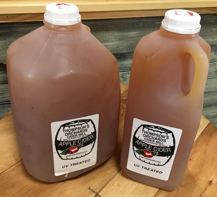 Thompson's Orchard Apple Cider