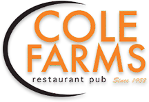 64 Lewiston Road Gray Maine Cole Farms Family Restaurant Pub Bakery